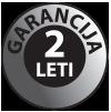 logo 2 leti garancije